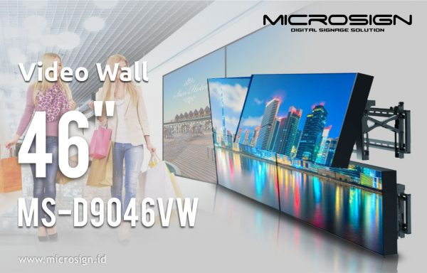 Video Wall MS-D9046VW
