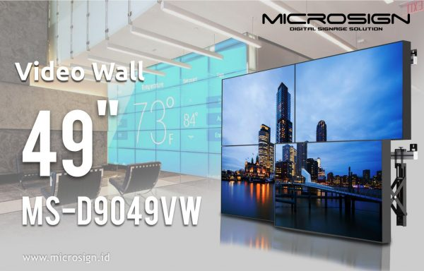 Video Wall MS-D9049VW