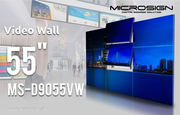 Video Wall MS-D9055VW