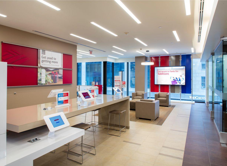 bank digital sign solution