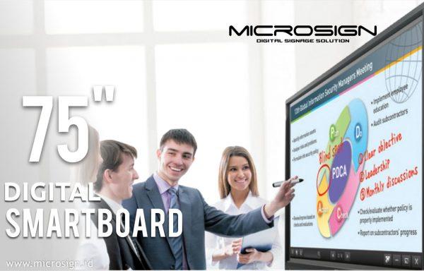 Digital Smart Board 75″