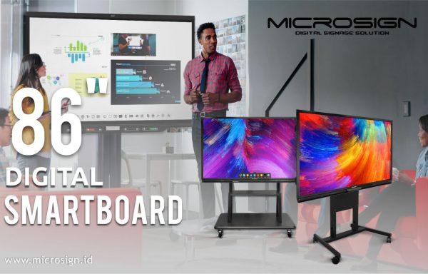 Digital Smart Board 86″