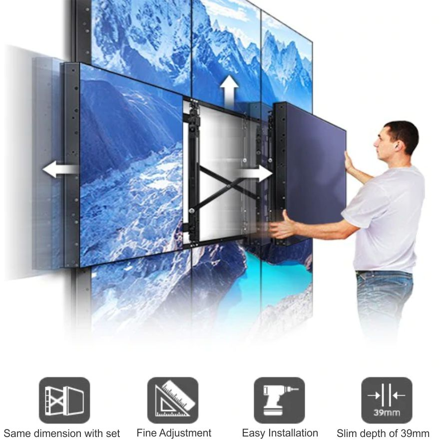 Microsign Video Wall